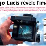 Imago Lucis dans Crolles magazine