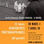 12èmes RECONTRES PHOTOGRAPHIQUES